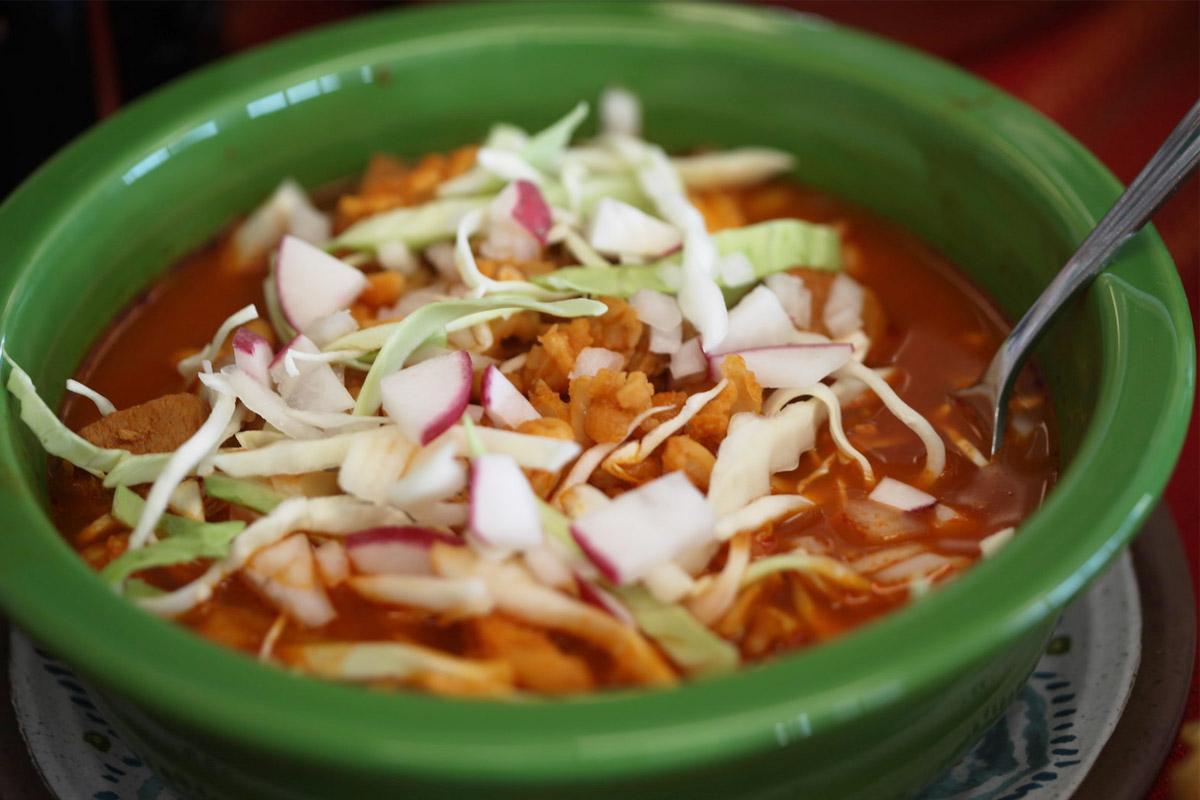 El Ranchero Red Pozole Recipe