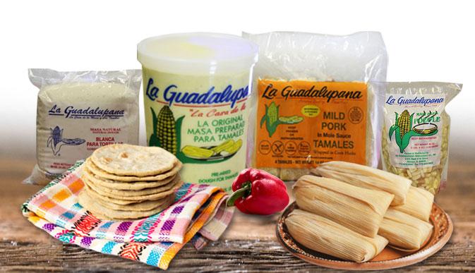 La Guaadalupana Products